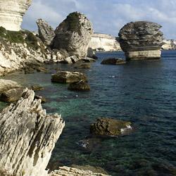 bonifacio-Corsica-france-sandstone-rocks