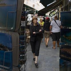 corte-Corsica-france-street-life