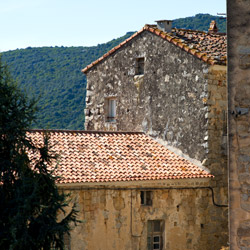 Sartene-Corsica-france-old-stone-houses