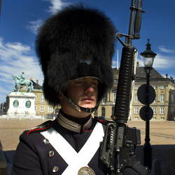 Denmark-copenhage-danish-royal-guards